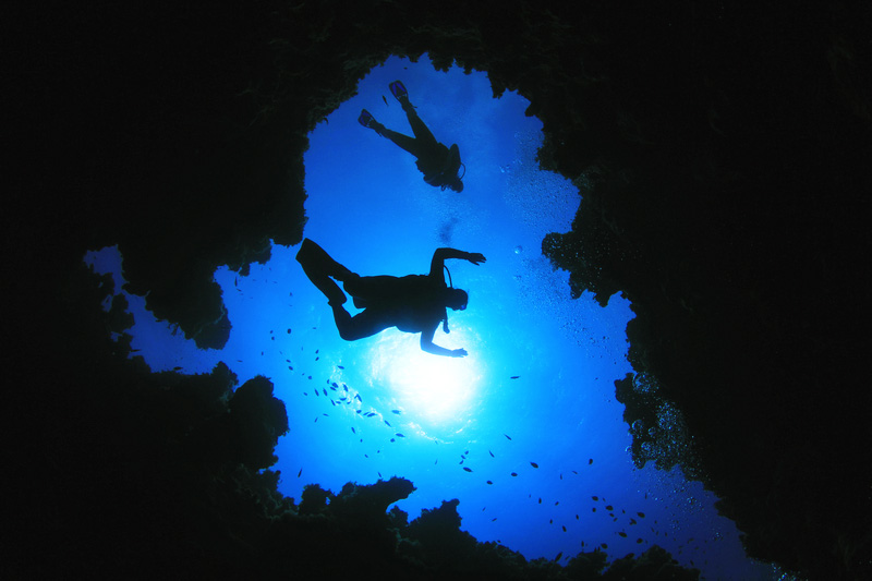 Diving is fascinating. Even as it becomes increasingly popular, and more and more accessible, it still remains somewhat of a mysterious activity...