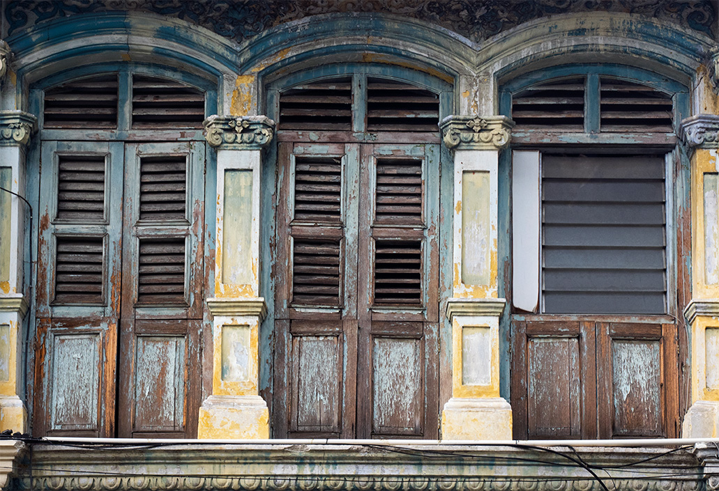 I answer my own question: What will be left of Penang? Well, not much… photos, stories, and ghosts whispering behind closed doors.